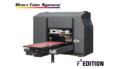 Impressora portátil e versátil na impressão UV de tecidos e objetos.