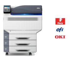 EFI lança novo software cheio de tecnologias em parceria com a OKI Data.