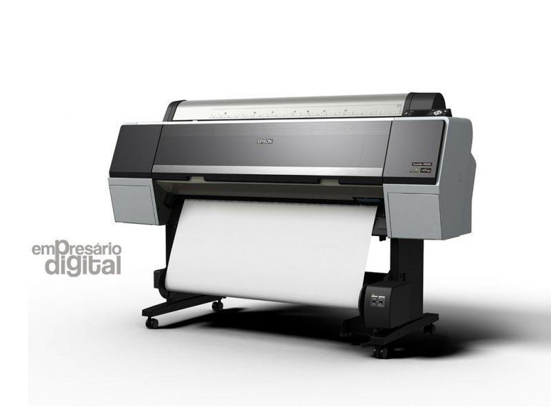 Epson divulga novas impressoras da linha Designer Edition.