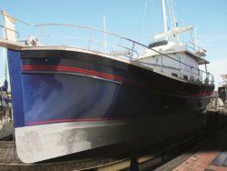 Ritrama investe no mercado de envelopamento de barcos.