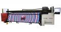 Agfa lança nova impressora híbrida de grande formato com tecnologia LED.