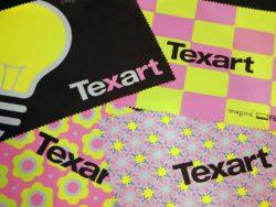 Roland DG anuncia disponibilidade da tinta Texart Fluor no mercado internacional.