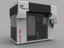 Alphaprint traz nova impressora 3D para o mercado nacional.