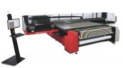 Agfa graphics investe em tecnologia de ponta com impressora Jeti Mira.