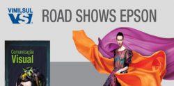 VinilSul promove Road Shows em parceria com a Epson.