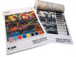 Kiian Digital lança nova tinta sublimática para transfer e impressão direta.
