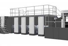 Komori lança nova impressora de grande formato