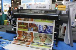 HP apresenta lançamentos de impressoras na ExpoPrint Digital 2017