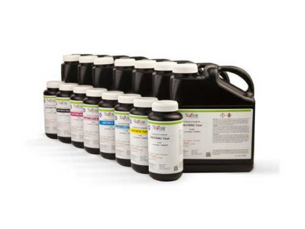 Nazdar lança nova linha de tintas UV.