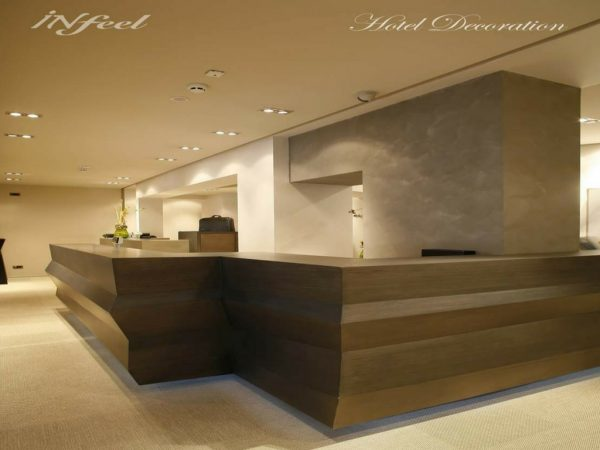 Infeel traz novas aplicações para o mercado de decoração de interiores.