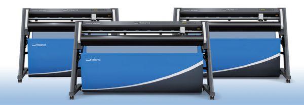 Roland DG anuncia nova geração de plotter de recorte CAMM-1.