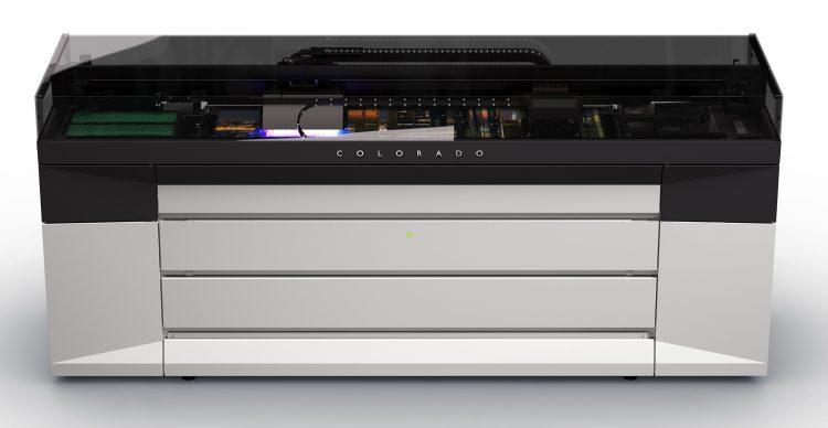 Canon lança impressora com tecnologia UVgel