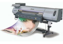 Mimaki lança impressora injket Látex de grande formato