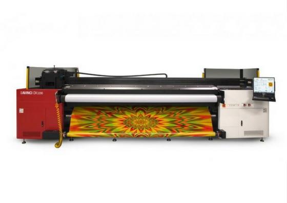 Agfa Graphics lança impressora Avinci DX3200