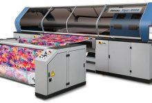 Impressora Tiger 1800B ideal para indústria Têxtil