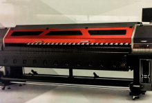 AMPLA apresenta no mercado nacional a impressora Grandmax