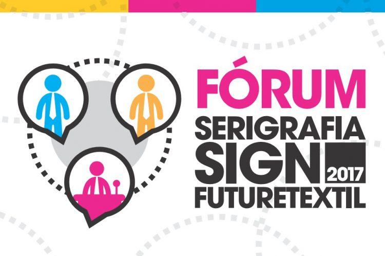 Fique por dentro do Fórum Serigrafia SIGN FutureTEXTIL