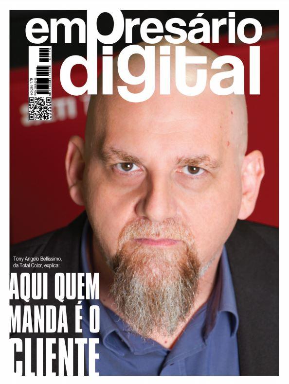Revista Empresário Digital - Edição 179
