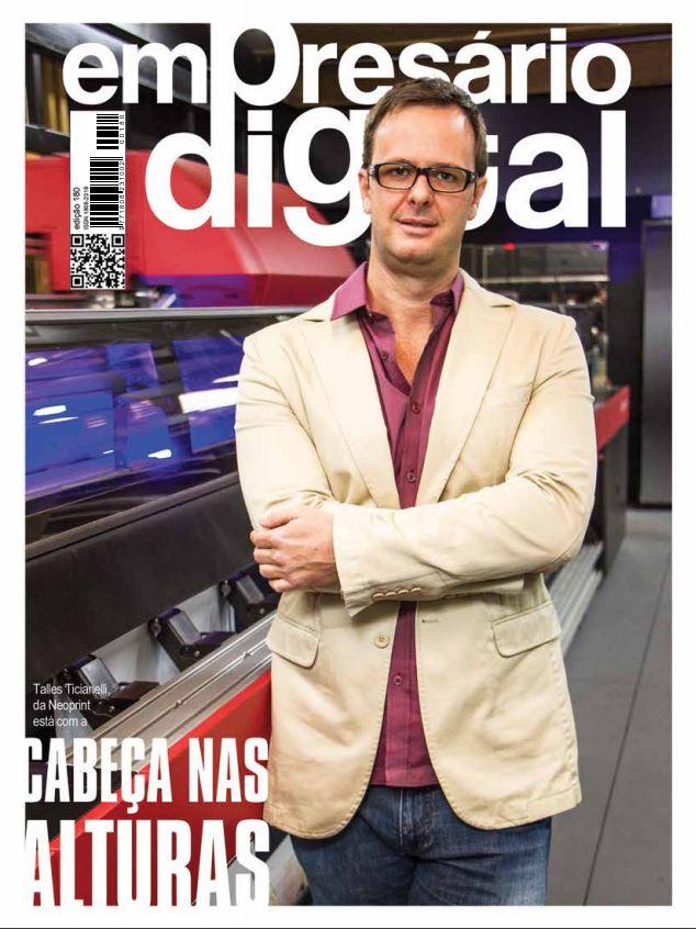 Revista Empresário Digital - Edição 180