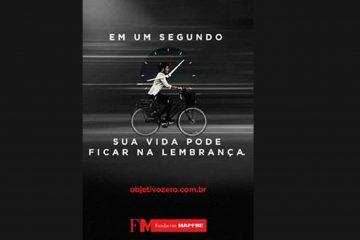 Fundación MAPFRE lança campanha de conscientização no trânsito