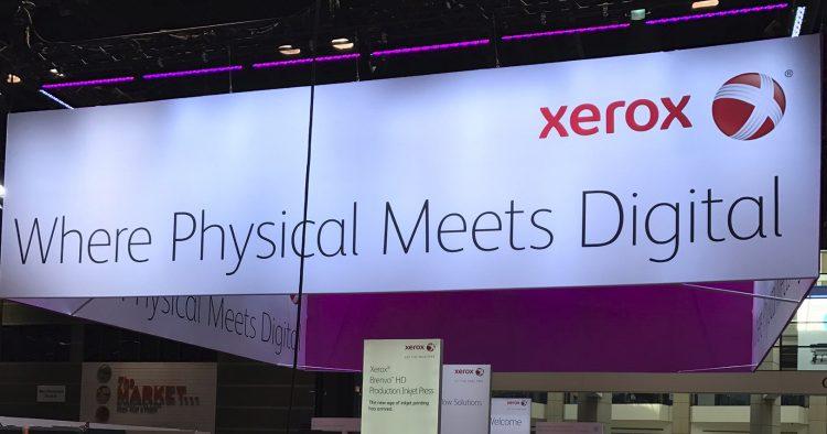 Xerox oferece soluções que ligam o mundo físico e digital na PRINT 17