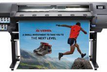 HP lança HP Látex 115, nova solução de impressão e recorte