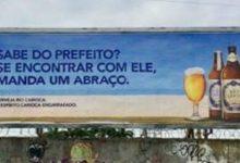 Cerveja Rio Carioca procura prefeito da cidade