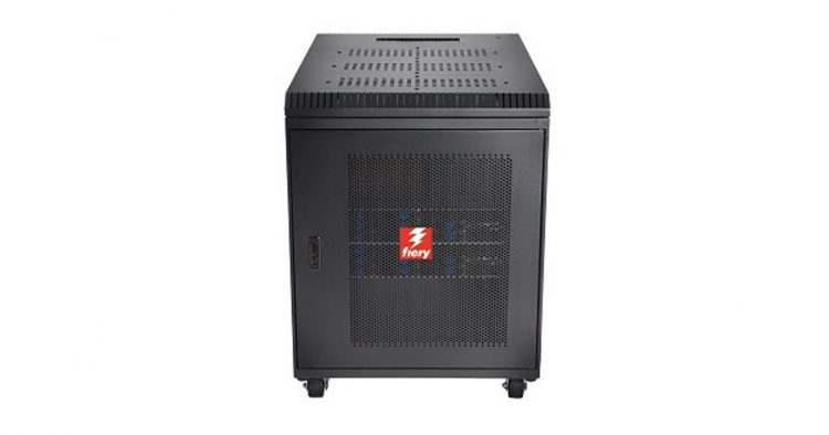 EFI lança DFE Fiery de alto desempenho para sistemas de produção inkjet