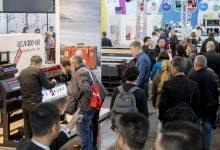 Exposição para tecnologia de impressão industrial, InPrint 2017 começou