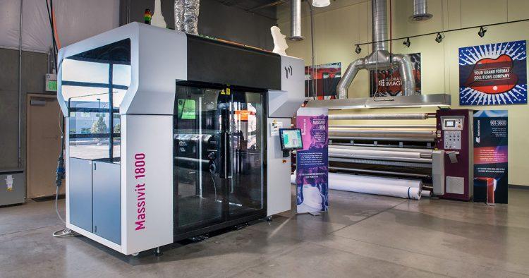 Pictographics quer atrair novos negócios e aumentar sua área competitiva com solução de impressão 3D Massivit 1800
