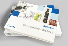 Lecta apresenta seu novo catálogo Adestor de etiquetas autoadesivas