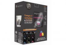 Café Utam lança kits promocionais de cápsulas