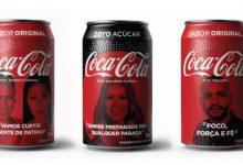 """Coca-Cola lança embalagens com artistas em """"competição"""""""