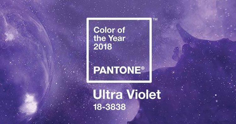 Pantone revela a cor de 2018