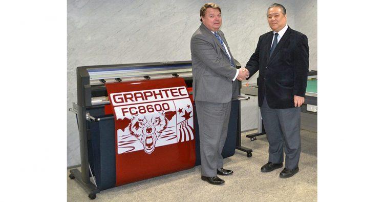 SAi anuncia Acordo Mundial com a Graphtec para inclusão do Software base Flexi
