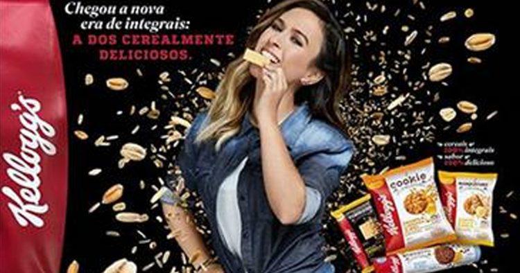 Kellogg's lança campanha para produtos integrais