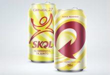 Skol lança lata decorada exclusiva para o Carnatal