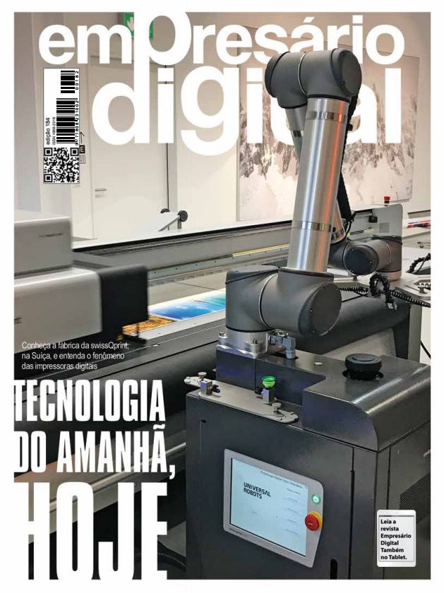 Revista Empresário Digital - Edição 184