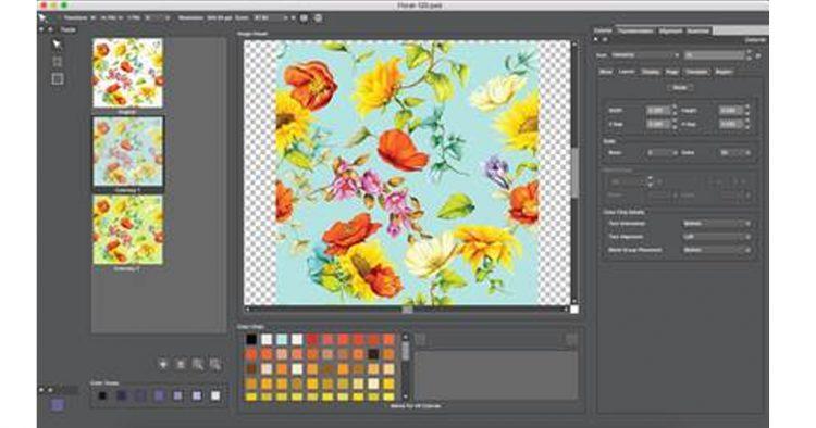 EFI lança o Fiery Textile Bundle para impressão de têxteis da Reggiani