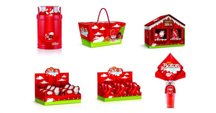 Garoto aposta em embalagens diferenciadas para a Páscoa