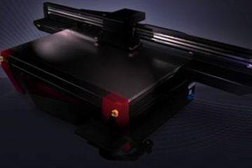 Ampla faz pré-lançamento de impressora LED UV Elite FB