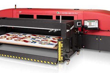 EFI lança as novas impressoras VUTEk HS