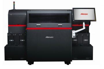 Mimaki lança a impressora 3DUJ-553 com 10 milhões de cores