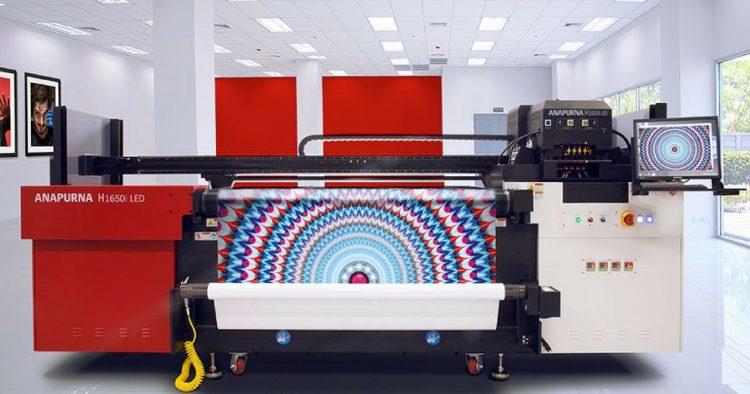 Agfa Graphics lança Anapurna H1650i LED e mostra novidade em evento