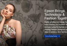 Epson lança site dedicado à estamparia digital têxtil