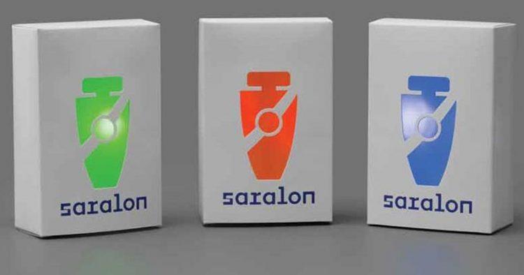 Embalagens com impressão funcional da Saralon/Uvpack é destaque