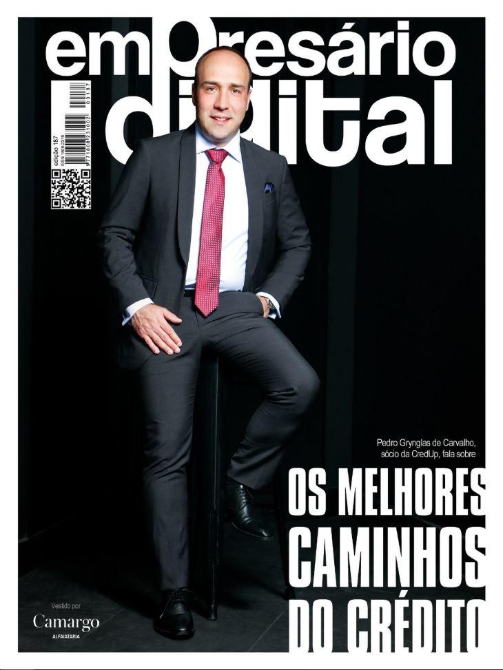Revista Empresário Digital - Edição 187