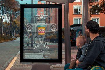 Campanha da Play-Doh surpreende em criatividade