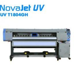 Alto nível nas impressões UV de grande formato