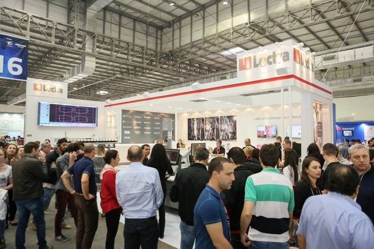 Febratex 2018 reforça a importância  da inovação tecnológica para o setor têxtil